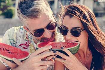 Choose These Summer Snacks for A Great Smile